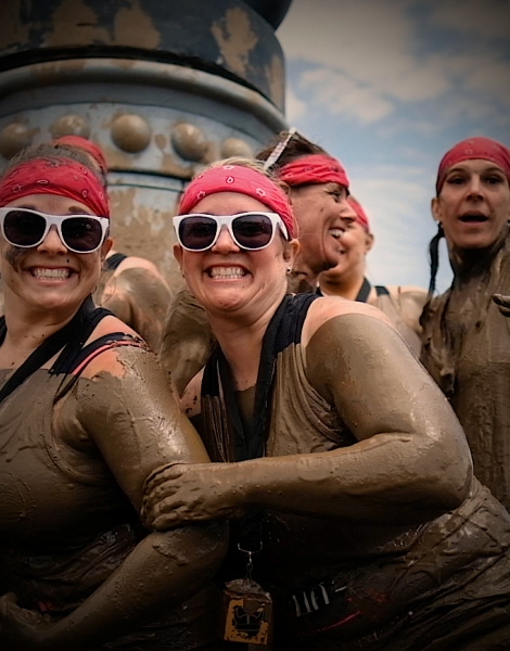 Warrior Dash: Taking the client experience to the next level