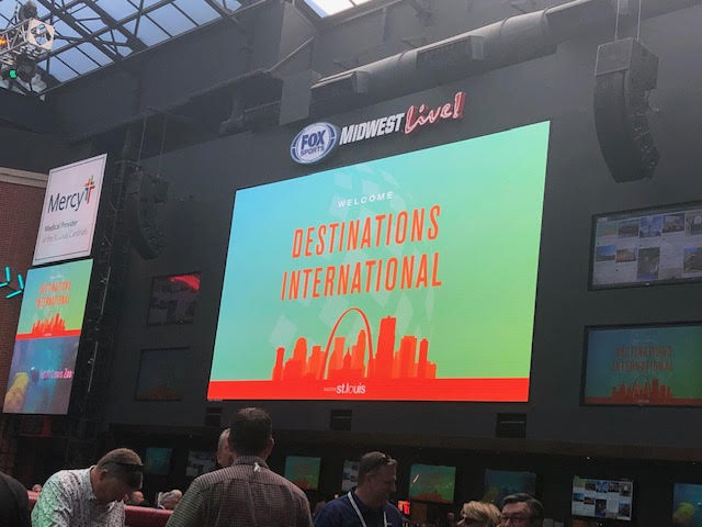 2019 Destinations International St. Louis, MO